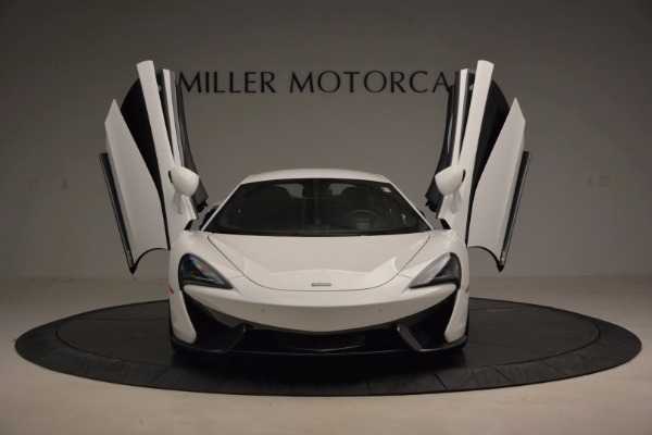 New 2017 McLaren 570S for sale Sold at Alfa Romeo of Greenwich in Greenwich CT 06830 13