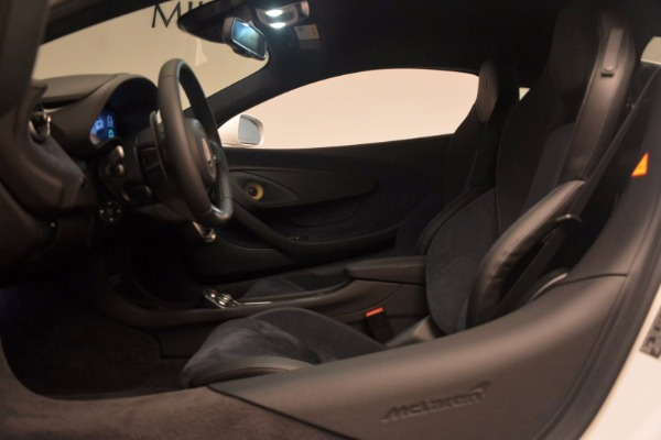 New 2017 McLaren 570S for sale Sold at Alfa Romeo of Greenwich in Greenwich CT 06830 18