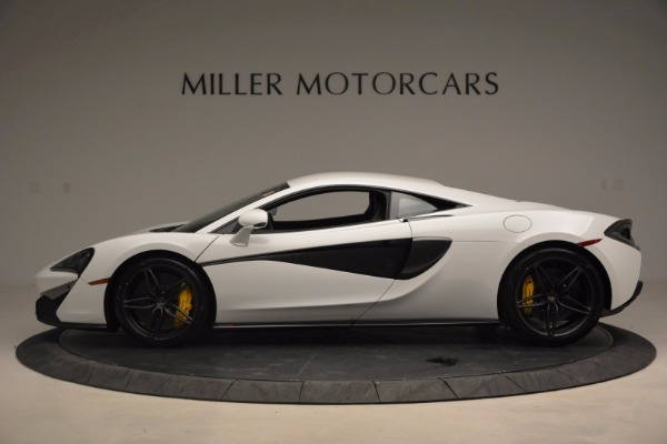 New 2017 McLaren 570S for sale Sold at Alfa Romeo of Greenwich in Greenwich CT 06830 3