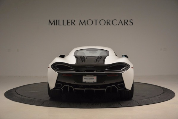 New 2017 McLaren 570S for sale Sold at Alfa Romeo of Greenwich in Greenwich CT 06830 6