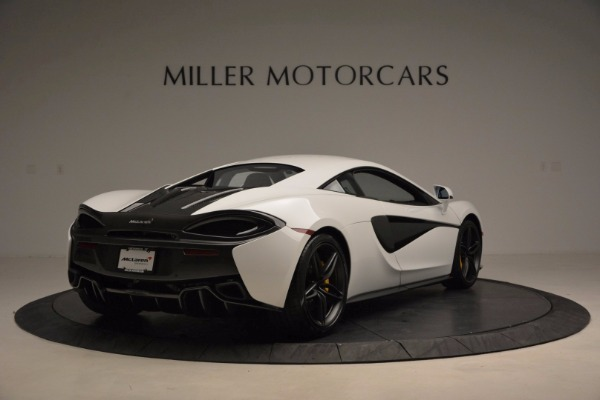 New 2017 McLaren 570S for sale Sold at Alfa Romeo of Greenwich in Greenwich CT 06830 7