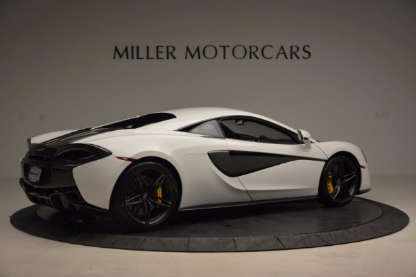New 2017 McLaren 570S for sale Sold at Alfa Romeo of Greenwich in Greenwich CT 06830 8