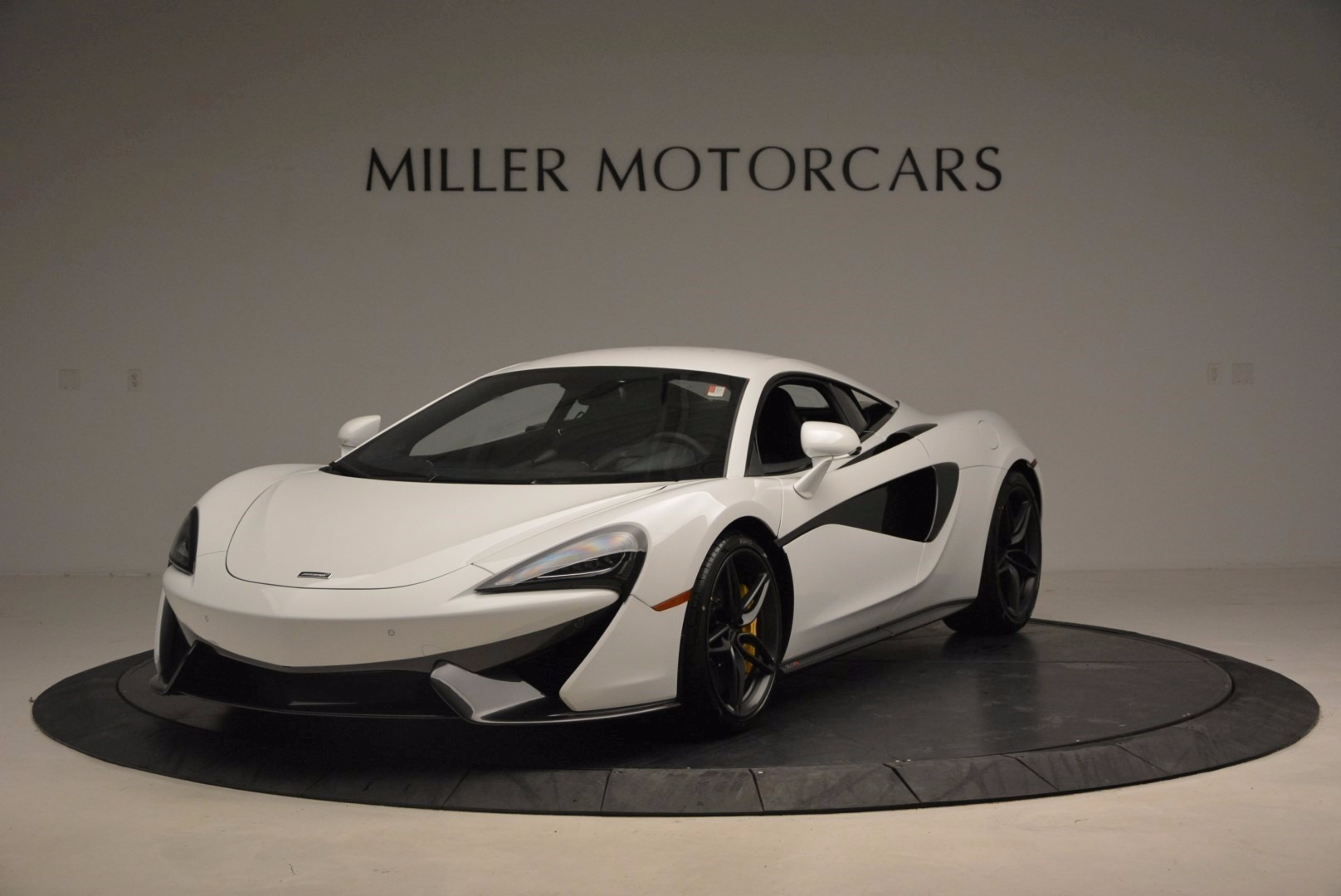 New 2017 McLaren 570S for sale Sold at Alfa Romeo of Greenwich in Greenwich CT 06830 1