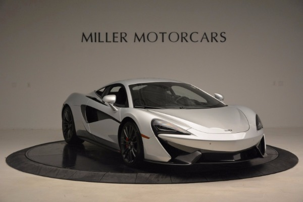 Used 2017 McLaren 570S for sale Sold at Alfa Romeo of Greenwich in Greenwich CT 06830 11