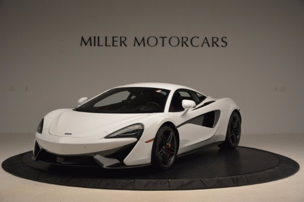 Used 2017 McLaren 570S for sale Sold at Alfa Romeo of Greenwich in Greenwich CT 06830 1