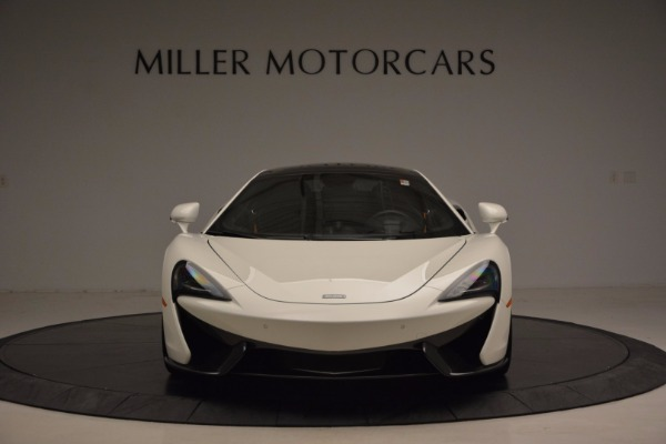 Used 2017 McLaren 570GT for sale Sold at Alfa Romeo of Greenwich in Greenwich CT 06830 21