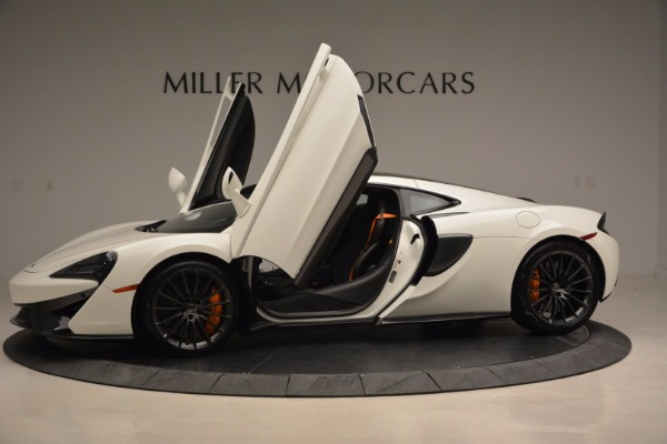 Used 2017 McLaren 570GT for sale Sold at Alfa Romeo of Greenwich in Greenwich CT 06830 24