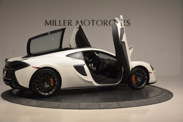 Used 2017 McLaren 570GT for sale Sold at Alfa Romeo of Greenwich in Greenwich CT 06830 26