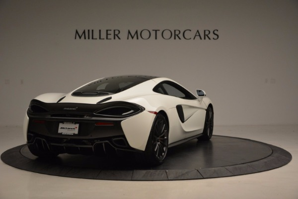 Used 2017 McLaren 570GT for sale Sold at Alfa Romeo of Greenwich in Greenwich CT 06830 7