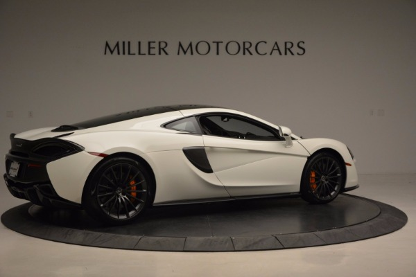 Used 2017 McLaren 570GT for sale Sold at Alfa Romeo of Greenwich in Greenwich CT 06830 8
