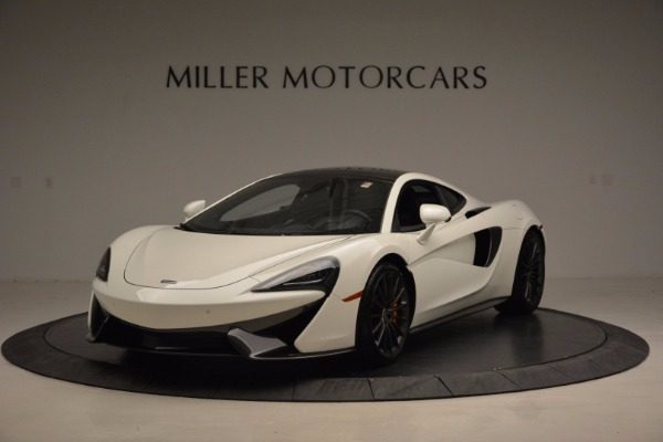 Used 2017 McLaren 570GT for sale Sold at Alfa Romeo of Greenwich in Greenwich CT 06830 1