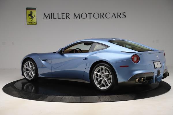Used 2015 Ferrari F12 Berlinetta for sale Sold at Alfa Romeo of Greenwich in Greenwich CT 06830 4