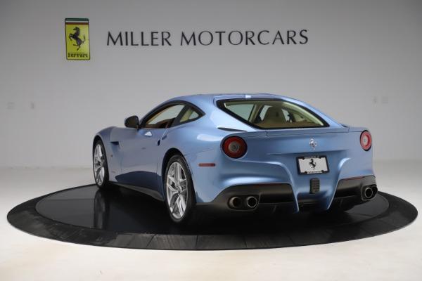Used 2015 Ferrari F12 Berlinetta for sale Sold at Alfa Romeo of Greenwich in Greenwich CT 06830 5
