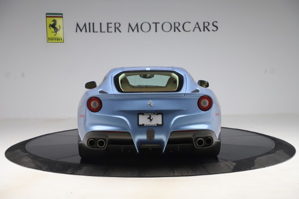 Used 2015 Ferrari F12 Berlinetta for sale Sold at Alfa Romeo of Greenwich in Greenwich CT 06830 6