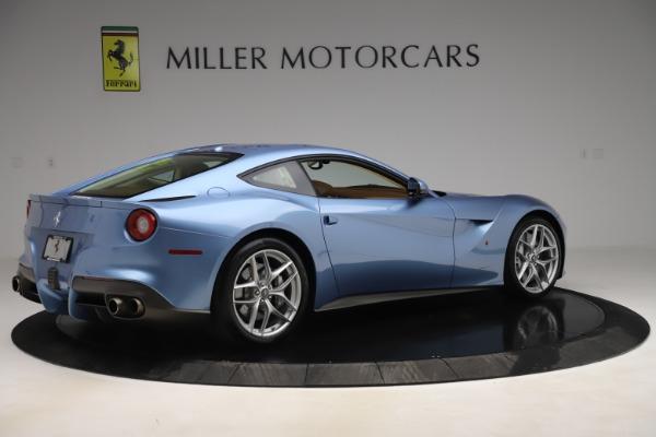 Used 2015 Ferrari F12 Berlinetta for sale Sold at Alfa Romeo of Greenwich in Greenwich CT 06830 8