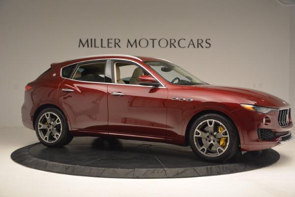 Used 2017 Maserati Levante S for sale Sold at Alfa Romeo of Greenwich in Greenwich CT 06830 10