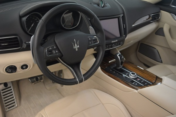 Used 2017 Maserati Levante S for sale Sold at Alfa Romeo of Greenwich in Greenwich CT 06830 13