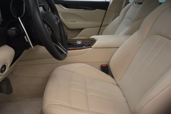 Used 2017 Maserati Levante S for sale Sold at Alfa Romeo of Greenwich in Greenwich CT 06830 14
