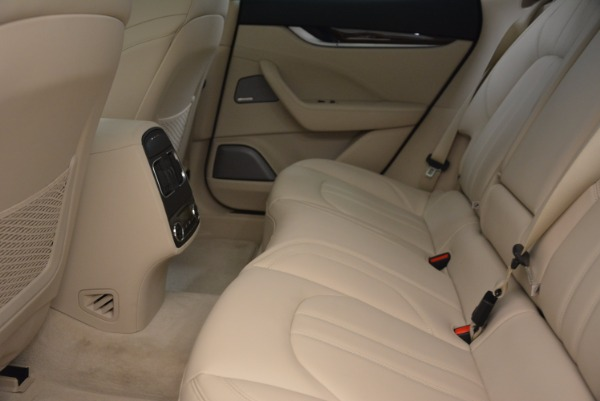 Used 2017 Maserati Levante S for sale Sold at Alfa Romeo of Greenwich in Greenwich CT 06830 17