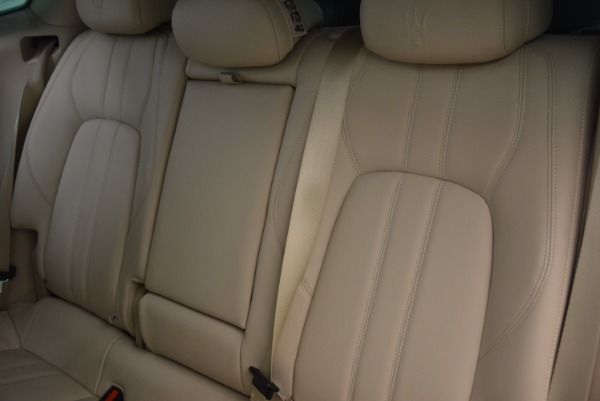Used 2017 Maserati Levante S for sale Sold at Alfa Romeo of Greenwich in Greenwich CT 06830 18