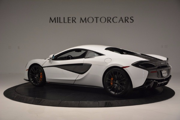Used 2016 McLaren 570S for sale Sold at Alfa Romeo of Greenwich in Greenwich CT 06830 4