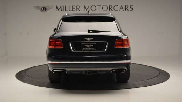 Used 2018 Bentley Bentayga W12 Signature for sale Sold at Alfa Romeo of Greenwich in Greenwich CT 06830 6