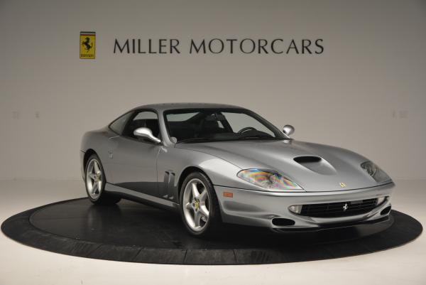 Used 1997 Ferrari 550 Maranello for sale Sold at Alfa Romeo of Greenwich in Greenwich CT 06830 11