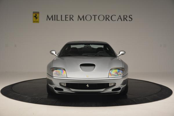 Used 1997 Ferrari 550 Maranello for sale Sold at Alfa Romeo of Greenwich in Greenwich CT 06830 12
