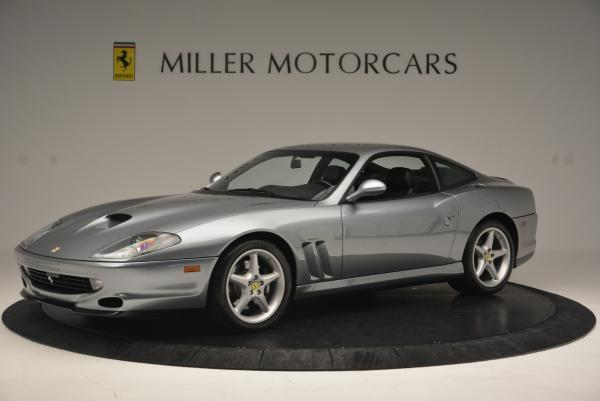 Used 1997 Ferrari 550 Maranello for sale Sold at Alfa Romeo of Greenwich in Greenwich CT 06830 2