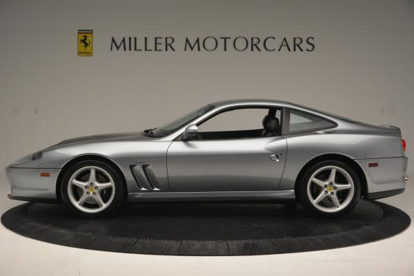 Used 1997 Ferrari 550 Maranello for sale Sold at Alfa Romeo of Greenwich in Greenwich CT 06830 3