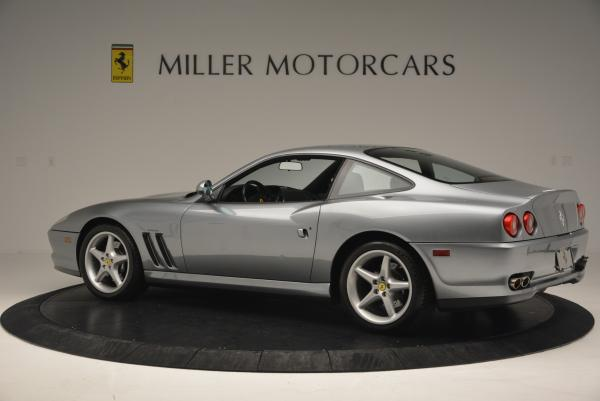Used 1997 Ferrari 550 Maranello for sale Sold at Alfa Romeo of Greenwich in Greenwich CT 06830 4