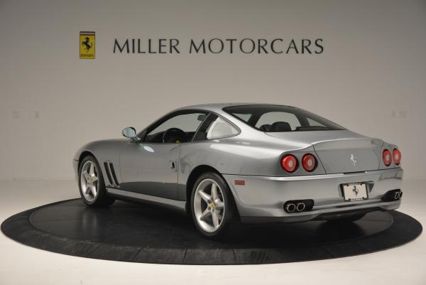 Used 1997 Ferrari 550 Maranello for sale Sold at Alfa Romeo of Greenwich in Greenwich CT 06830 5