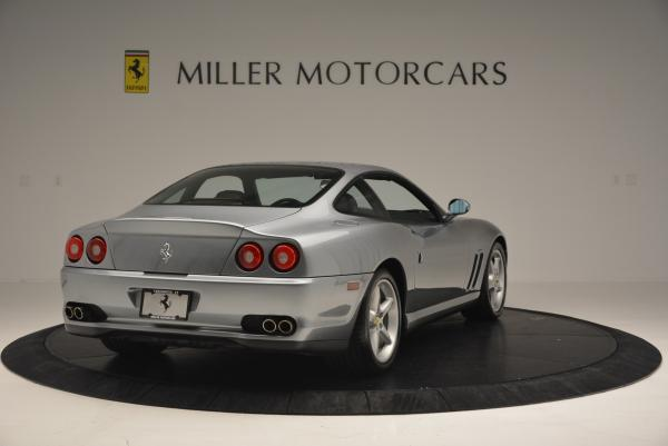 Used 1997 Ferrari 550 Maranello for sale Sold at Alfa Romeo of Greenwich in Greenwich CT 06830 7