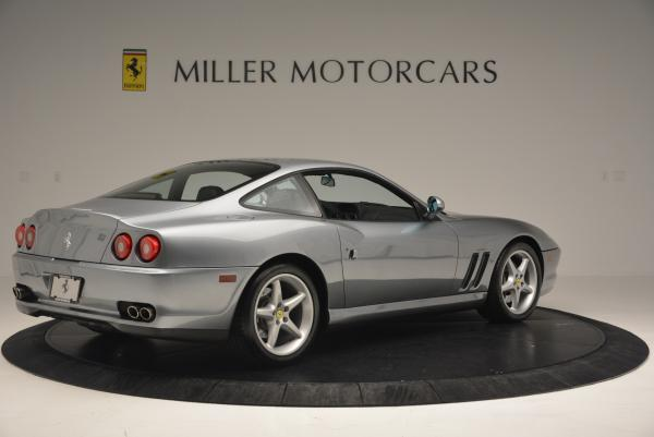Used 1997 Ferrari 550 Maranello for sale Sold at Alfa Romeo of Greenwich in Greenwich CT 06830 8