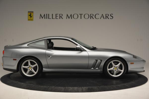 Used 1997 Ferrari 550 Maranello for sale Sold at Alfa Romeo of Greenwich in Greenwich CT 06830 9