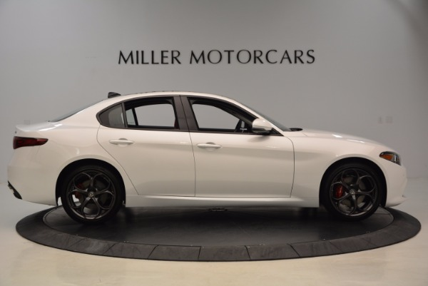 New 2017 Alfa Romeo Giulia Ti Q4 for sale Sold at Alfa Romeo of Greenwich in Greenwich CT 06830 9