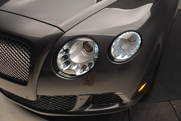 Used 2014 Bentley Continental GT Speed for sale Sold at Alfa Romeo of Greenwich in Greenwich CT 06830 14