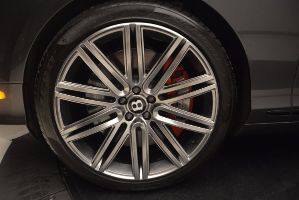 Used 2014 Bentley Continental GT Speed for sale Sold at Alfa Romeo of Greenwich in Greenwich CT 06830 16