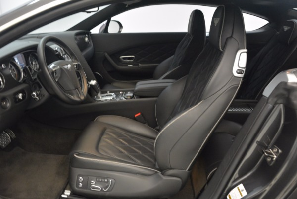 Used 2014 Bentley Continental GT Speed for sale Sold at Alfa Romeo of Greenwich in Greenwich CT 06830 20