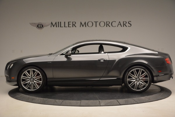 Used 2014 Bentley Continental GT Speed for sale Sold at Alfa Romeo of Greenwich in Greenwich CT 06830 3