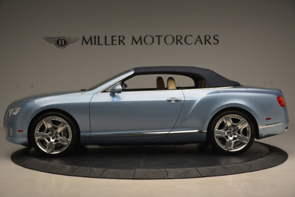Used 2012 Bentley Continental GTC W12 for sale Sold at Alfa Romeo of Greenwich in Greenwich CT 06830 15