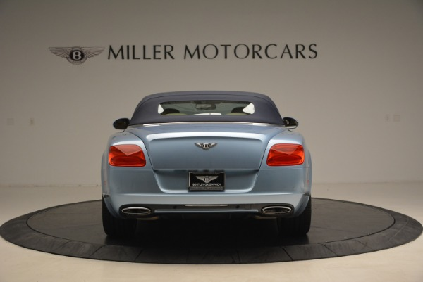 Used 2012 Bentley Continental GTC W12 for sale Sold at Alfa Romeo of Greenwich in Greenwich CT 06830 18