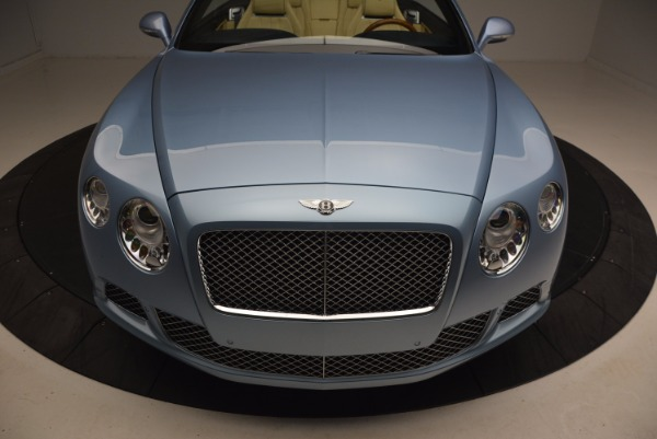 Used 2012 Bentley Continental GTC W12 for sale Sold at Alfa Romeo of Greenwich in Greenwich CT 06830 24