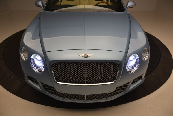Used 2012 Bentley Continental GTC W12 for sale Sold at Alfa Romeo of Greenwich in Greenwich CT 06830 26