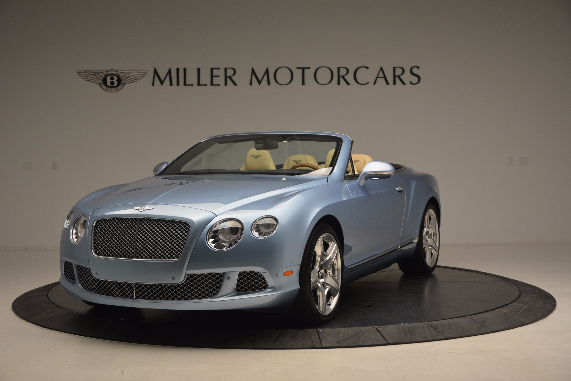 Used 2012 Bentley Continental GTC W12 for sale Sold at Alfa Romeo of Greenwich in Greenwich CT 06830 1