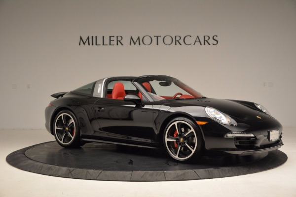 Used 2015 Porsche 911 Targa 4S for sale Sold at Alfa Romeo of Greenwich in Greenwich CT 06830 10