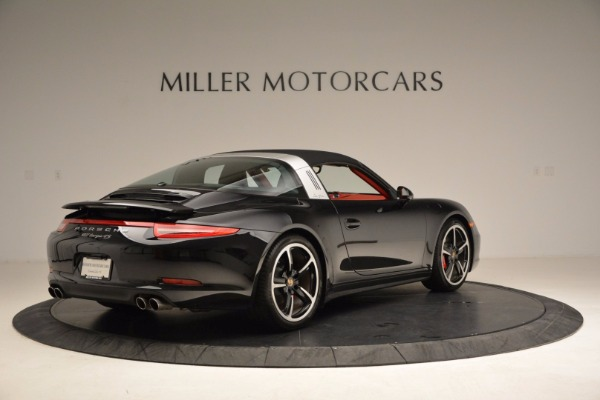 Used 2015 Porsche 911 Targa 4S for sale Sold at Alfa Romeo of Greenwich in Greenwich CT 06830 17