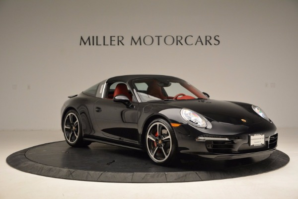 Used 2015 Porsche 911 Targa 4S for sale Sold at Alfa Romeo of Greenwich in Greenwich CT 06830 19