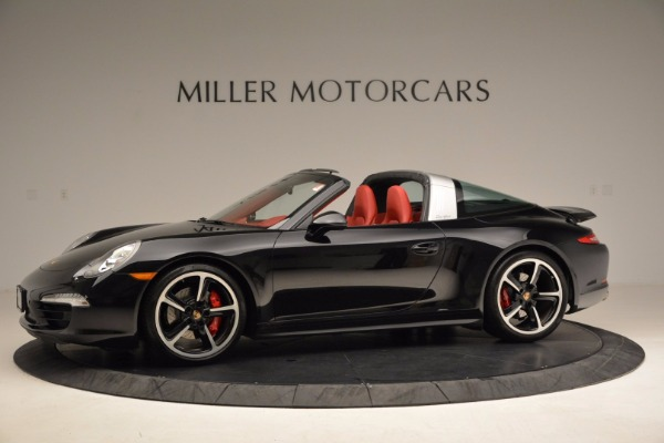 Used 2015 Porsche 911 Targa 4S for sale Sold at Alfa Romeo of Greenwich in Greenwich CT 06830 2