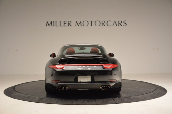 Used 2015 Porsche 911 Targa 4S for sale Sold at Alfa Romeo of Greenwich in Greenwich CT 06830 6
